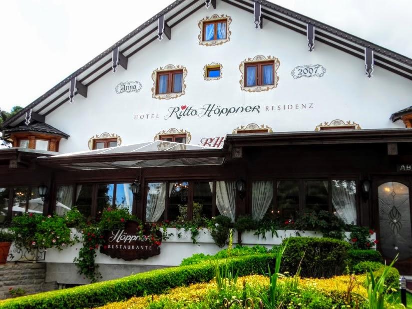 Hotel Ritta Höppner - Gramado - RS - Gramado e Campos do Jordão têm os melhores hotéis do Brasil