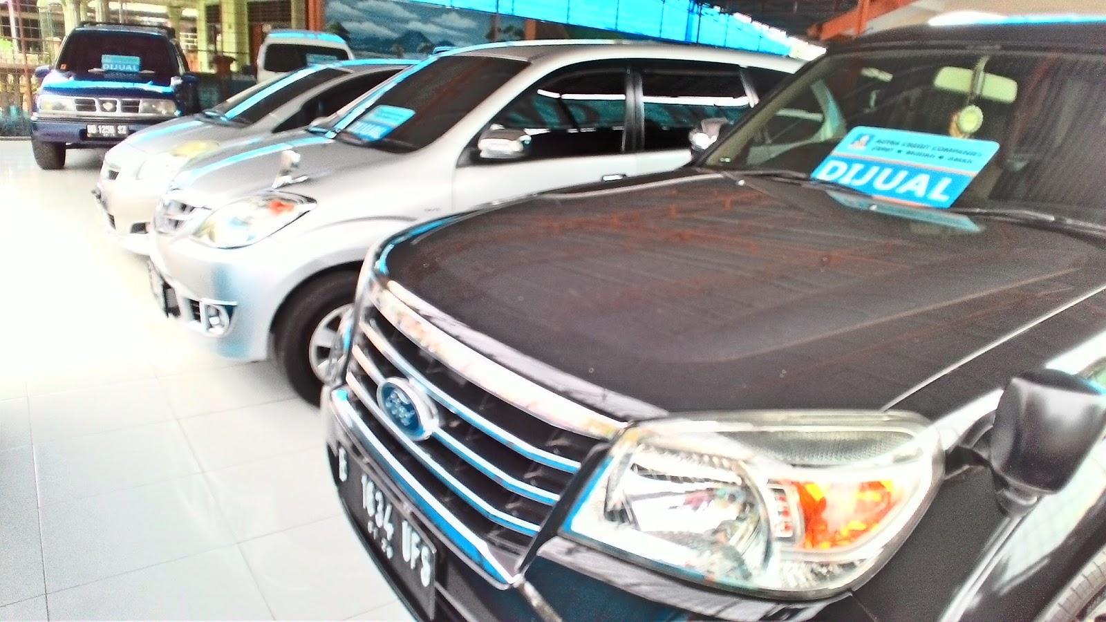 Pasar Bengkulu Cari Mobil Bekas Kualitas Berkelas Datang Saja Ke