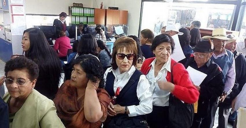 Gobierno Regional de Arequipa pagaría la deuda social en más de 20 años