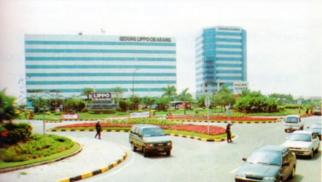 Rumah Sakit Siloam Lippo Cikarang 1990an