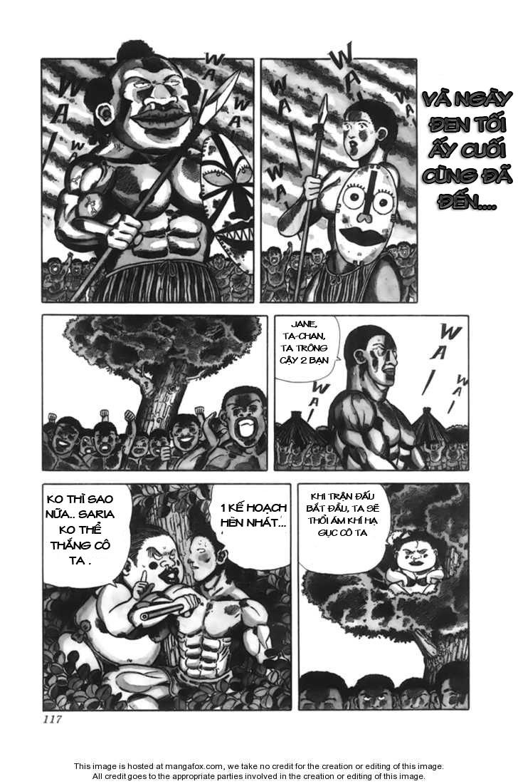 Chúa rừng Ta-chan chapter 15 trang 6