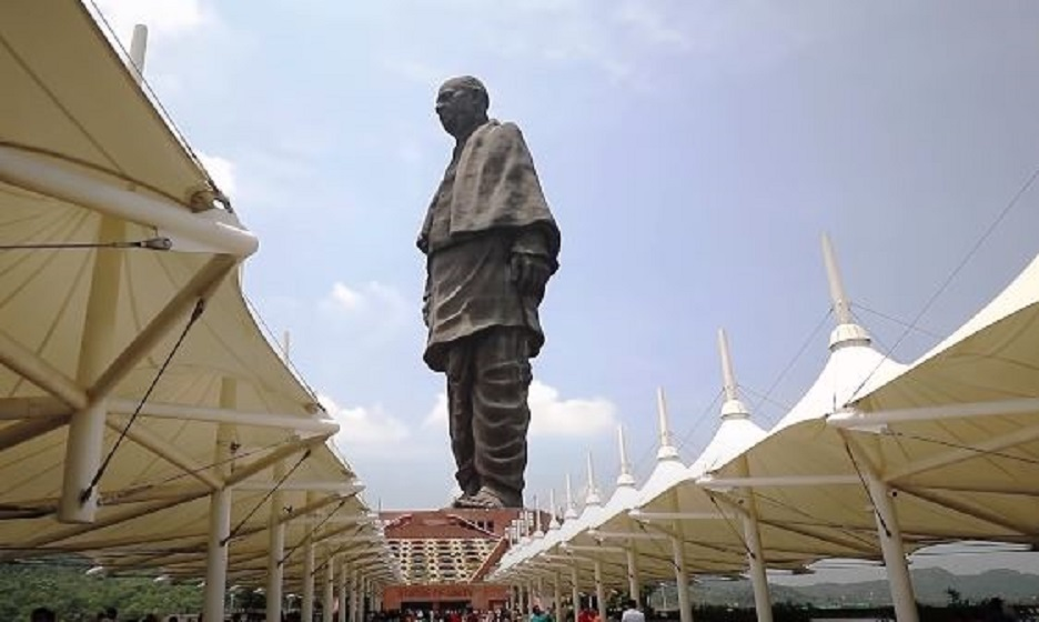 Five crore scam in ticket sales of the Statue of Unity