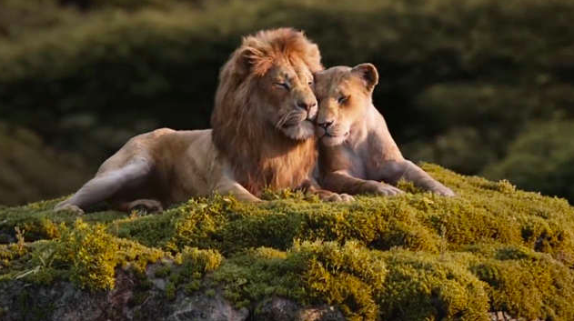 Disneys Live Action Lion King 2019 Review Repeating