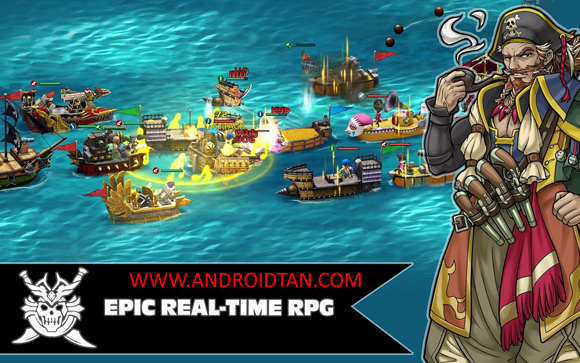 War Pirates Mod Apk Latest Version 2017