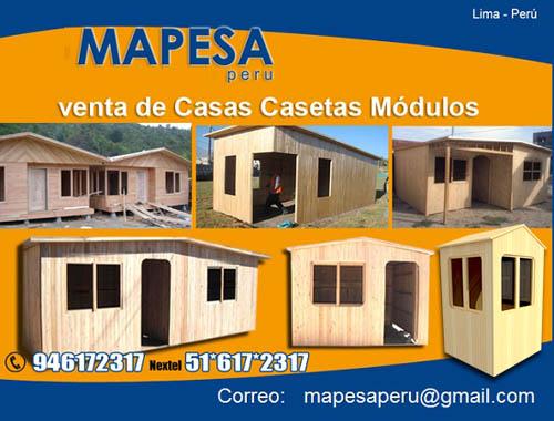 Mapesa per casetas modulos casas campamentos - Casas de modulos ...