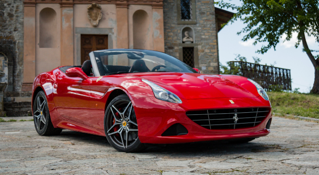 2016 Ferrari California T Review