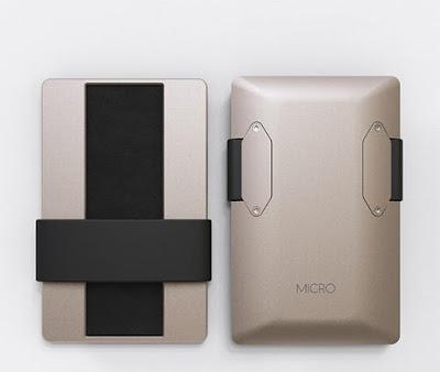 Micro Minimalist Wallet
