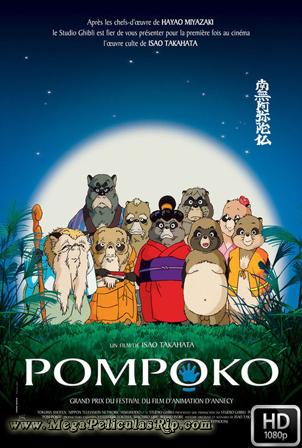 Pompoko [1080p] [Latino-Japones] [MEGA]