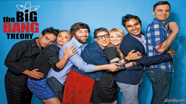 The Big Bang Theory Dizisi İndir