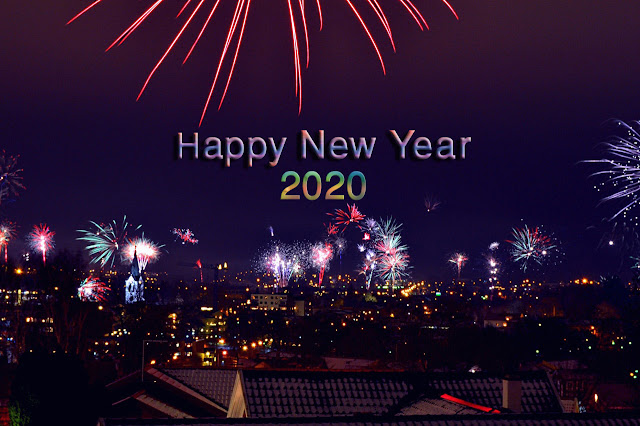 Happy new year 2020 wishes HD picture