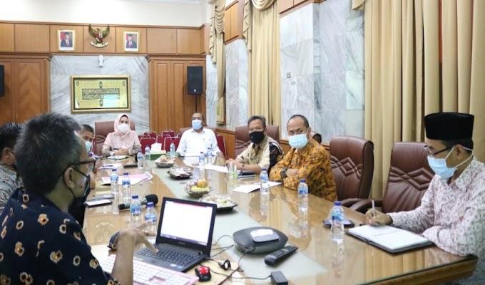 Pemkab Serang Lanjutkan Proses Kajian Pembangunan Pusat Kajian Kitab Kuning Syaikh Nawawi al-Bantani Tanara