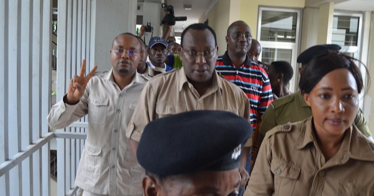 Pingamizi la Mbowe na Viongozi Chadema Latupiliwa Mbali Mahakamani