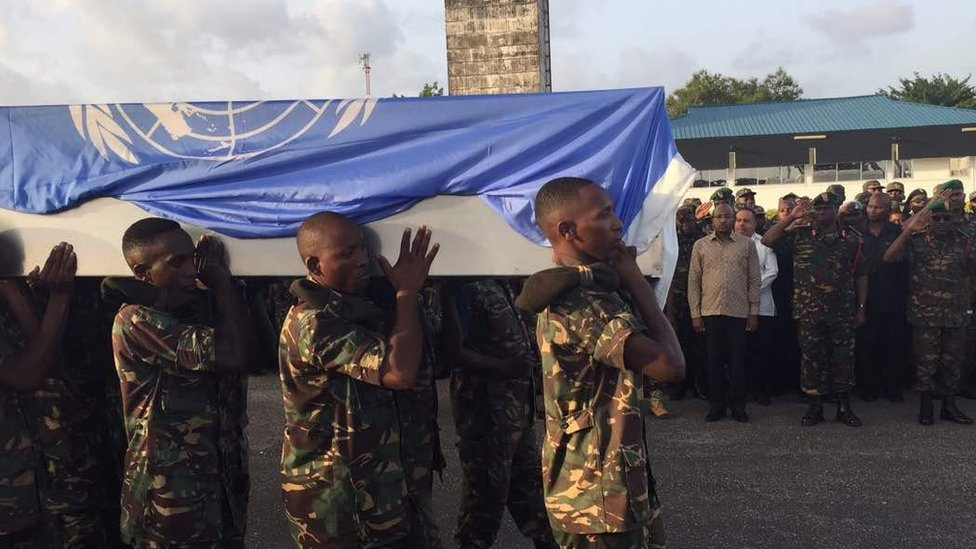Miili ya Askari wa JWTZ Waliouwawa Kongo Kuagwa Kesho