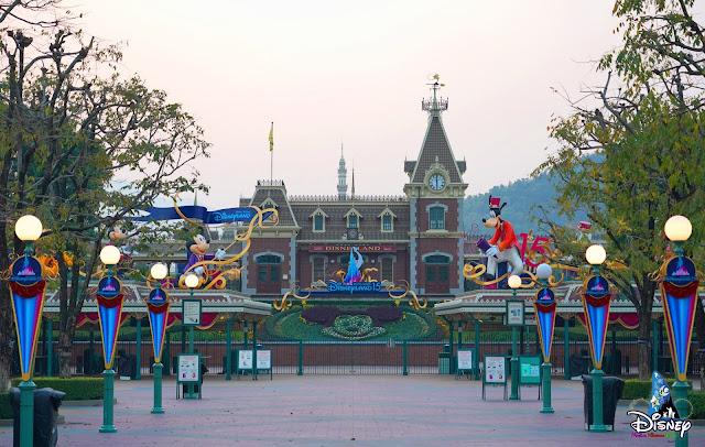 2021年1月26日的 香港迪士尼樂園, Hong Kong Disneyland