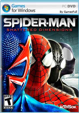 Spider Man Shattered Dimensions PC Full Español | MEGA