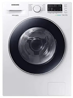 Samsung 7.0 Kg Inverter Fully Automatic Front Load Washing Machine (WD70M4443JW)