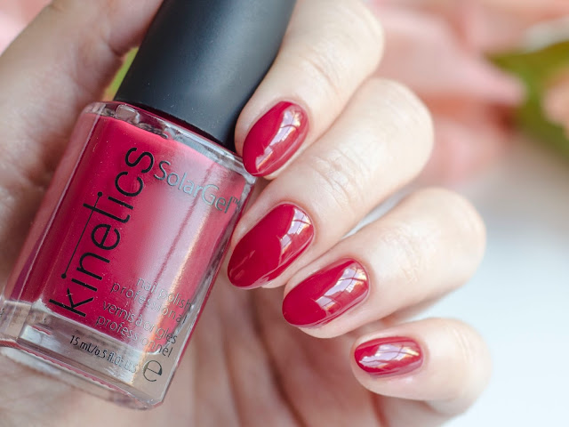 Kinetics Hedonist Red swatch