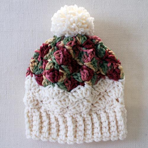 Crochet Slouchy Hat - Free Pattern
