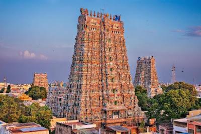 srirangam ranganathaswamy temple history