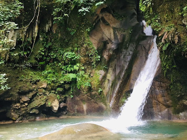 Air Terjun Lau Mentar Canyon