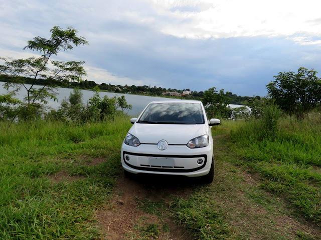 VW Up! TSI: 20.000 km
