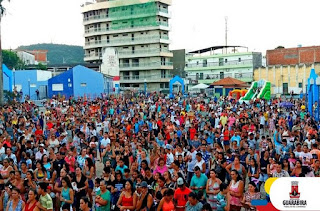 Guarabira: Prefeitura realiza festa das mães 2019 na Praça da Juventude