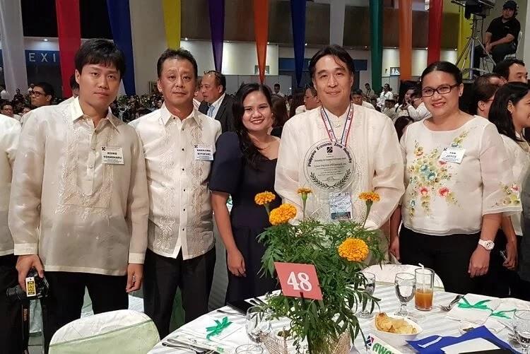Epson Bags PEZA Outstanding Environmental Performance Award