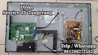 samsung service tv tangerang