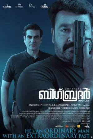 Download Big Brother (2020) Dual Audio {Hindi-Malayalam} Movie 480p | 720p | 1080p HDRip 550MB | 1.6GB