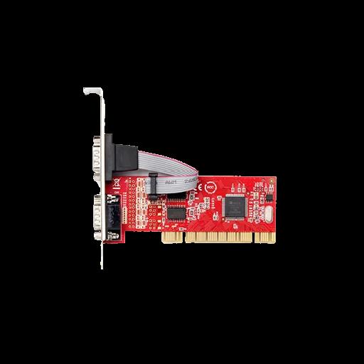 CARD PCI -> 2 COM 9 UNITEK