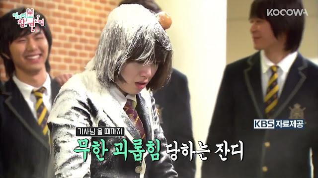 Ku Hyesun relembra bastidores cruéis de Boys Over Flowers