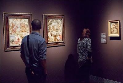 Los bocetos de Rubens en el Prado