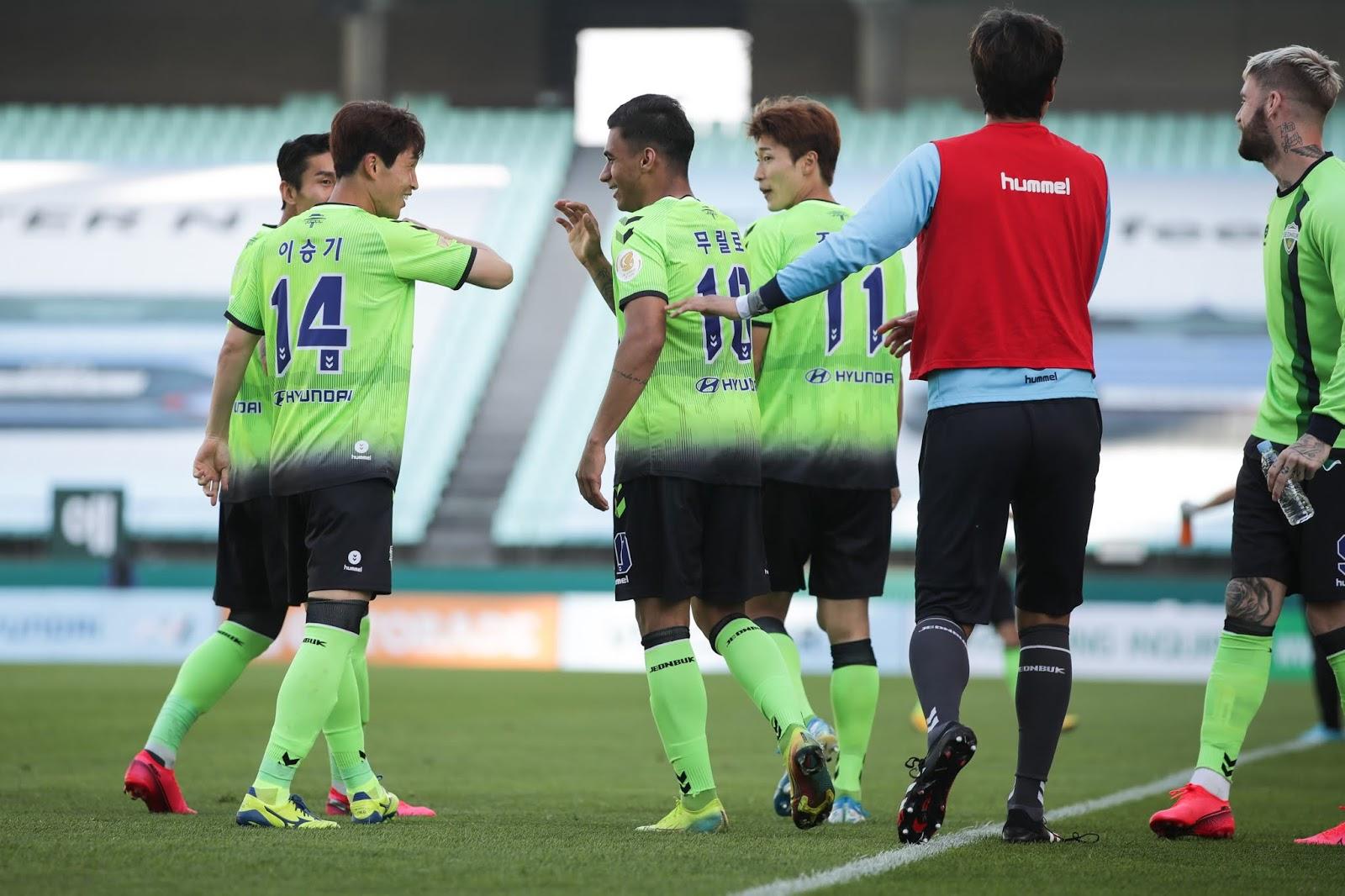 K League 1 Preview: Jeonbuk Hyundai Motors vs Incheon United
