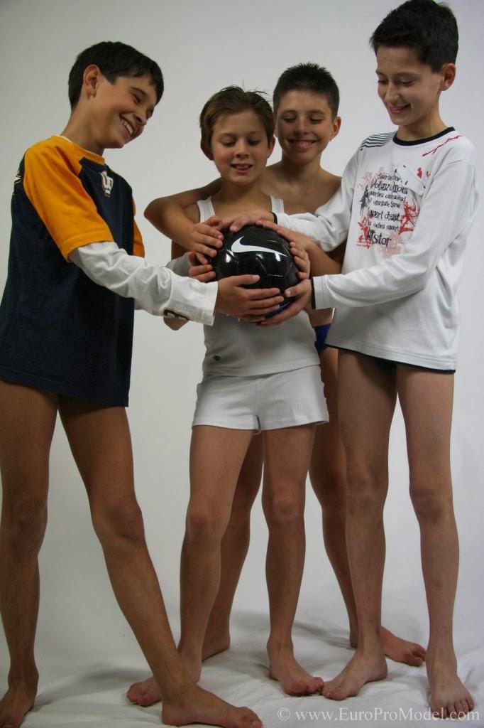 Euro boy models