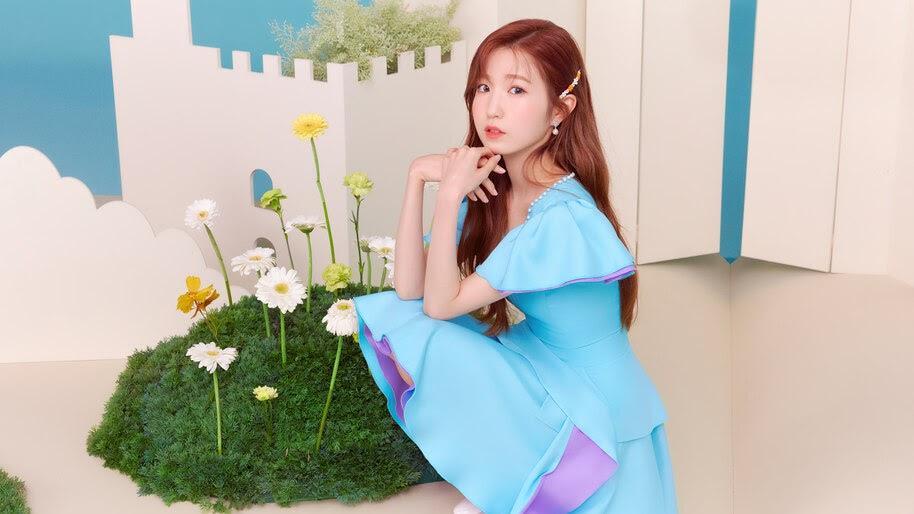 IZ*ONE, Hitomi, Oneiric Diary, 아이즈원, 히토미, Album, 4K, #3.2168
