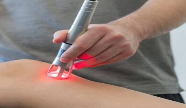 Gautam Buddha Pain Treatment Clinic Aggarity will get patients with pain from laser therapy