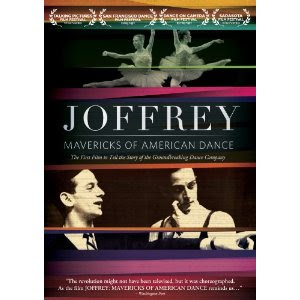 Joffrey Mavericks of American dance