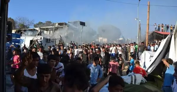 Κοινοτάρχης Μόριας για ΜΚΟ: «Πρώτα μας δωροδοκούσαν - Τώρα μας εκβιάζουν ότι θα κάψουν τα σπίτια μας»!