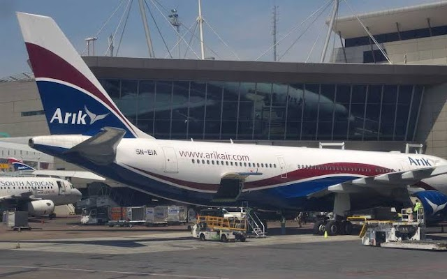 BREAKING NEWS: Workers Shut Down Arik Air Operations