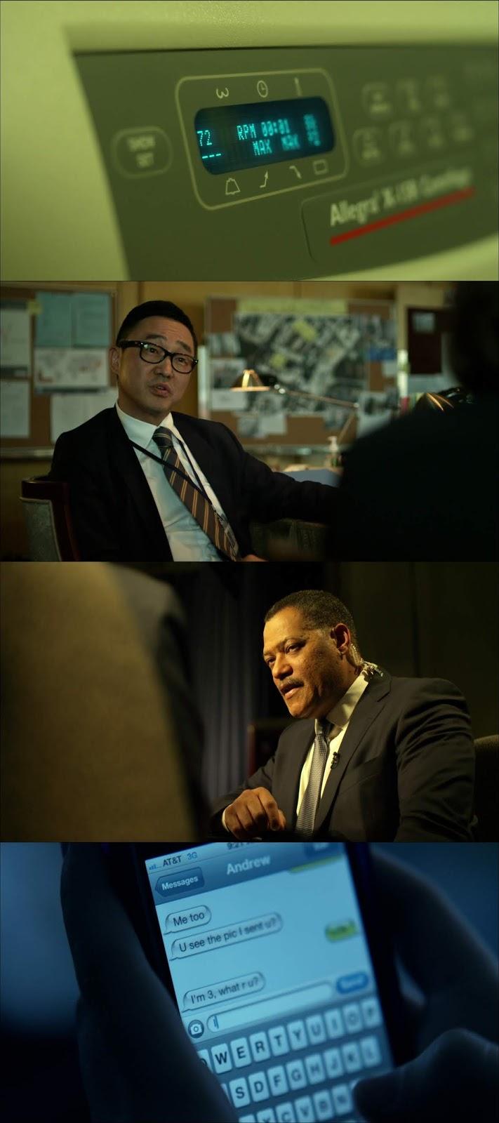 Contagio (2011) HD 720p Latino