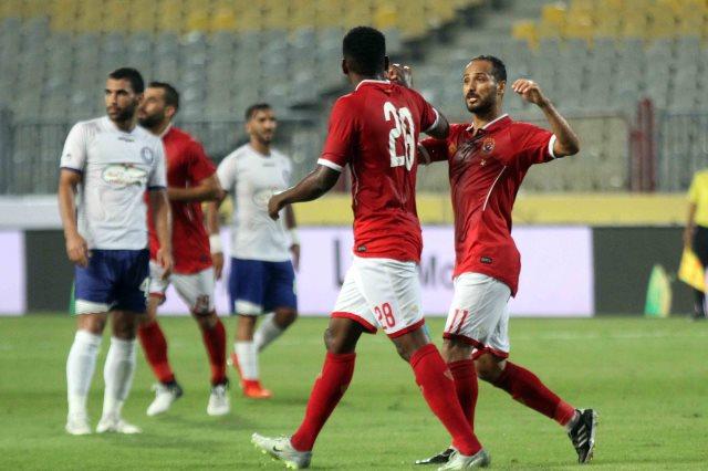 رابط مشاهدة مباراة الاهلي والمصري بث مباشر اليوم الأحد 20-5-2018 اون لاين في الدوري المصري