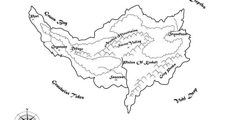 Creating Aragnar 101: World-building Part 1
