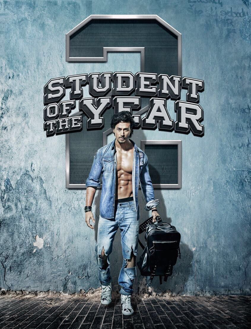 student of the year 2 movie poster edit on picsart like professional