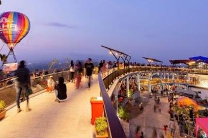 Tempat Wisata Wisata Baru di Jogja 2021