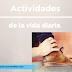 Actividades de la vida diaria - Definición y clasificación