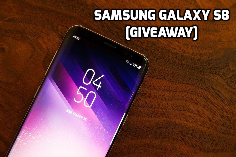 Samsung phone giveaway