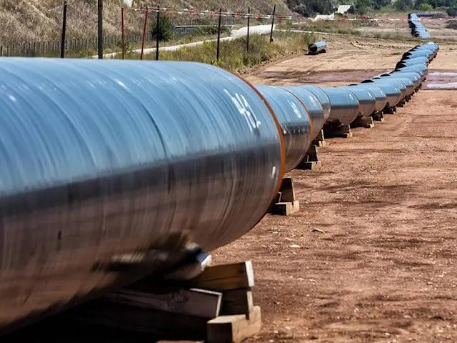 Διευκρινίσεις για το φυσικό αέριο από το υπουργείο Περιβάλλοντος