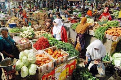 5 Cara Mendapatkan Banyak Pembeli di Pasar Tradisional