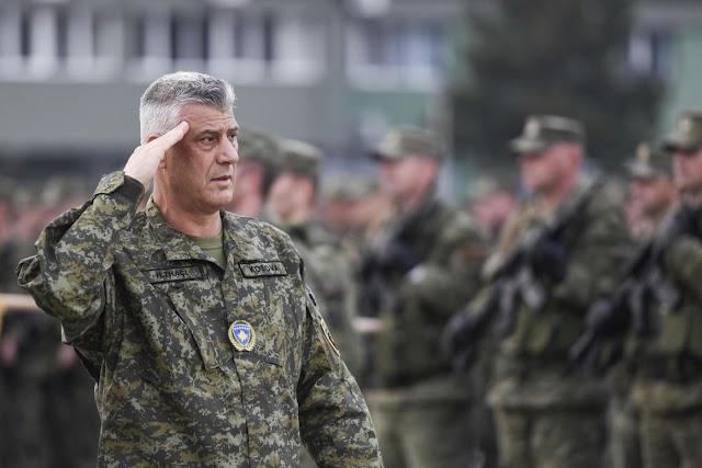 Háborús bűnök gyanúja miatt hallgatják meg a koszovói elnököt