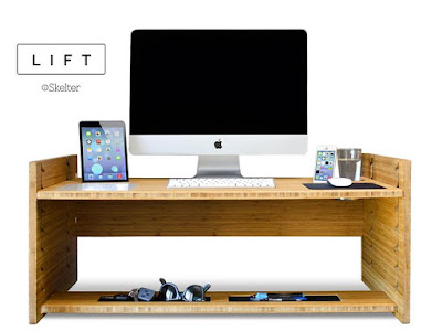 Best Laptop Stands for You - Lift